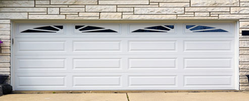 New white garage door Staten Island