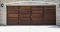 Wooden garage door repair Staten island
